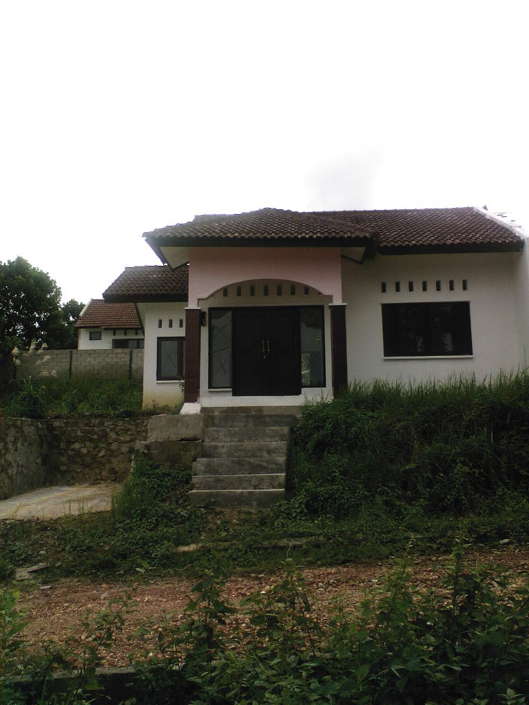 Desain Rumah Dengan Garasi Dibawah