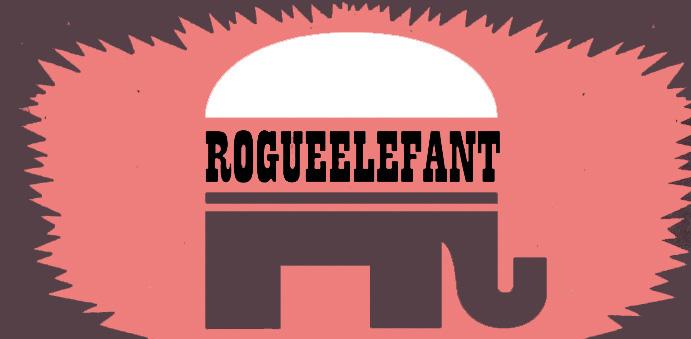 Rogue Elefant Fine Art