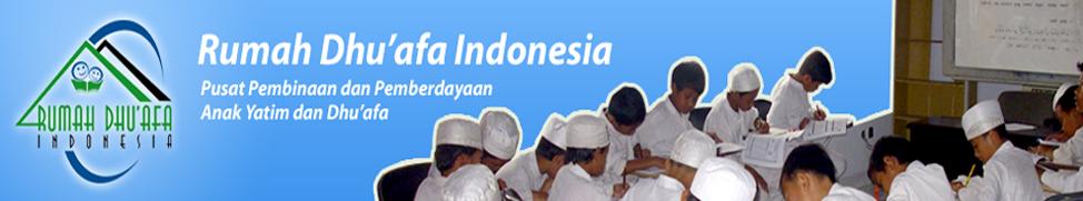 Yayasan Yatim Piatu | Rumah Dhuafa Indonesia