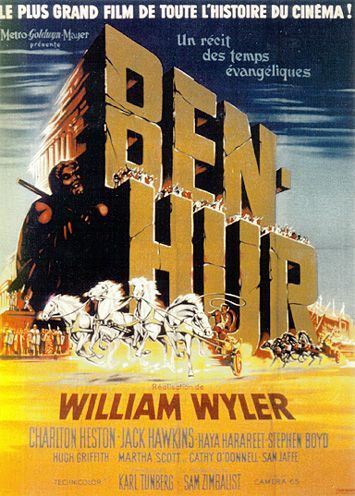 documentaires ben hur film