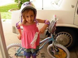 kaity new bike