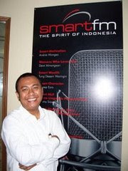 Live Talkshow Ayah di Radio SMART FM