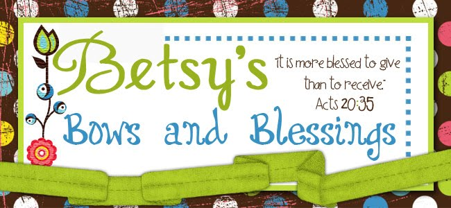 betsy's bows and blessings