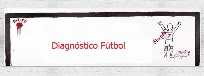 Diagnóstico fútbol