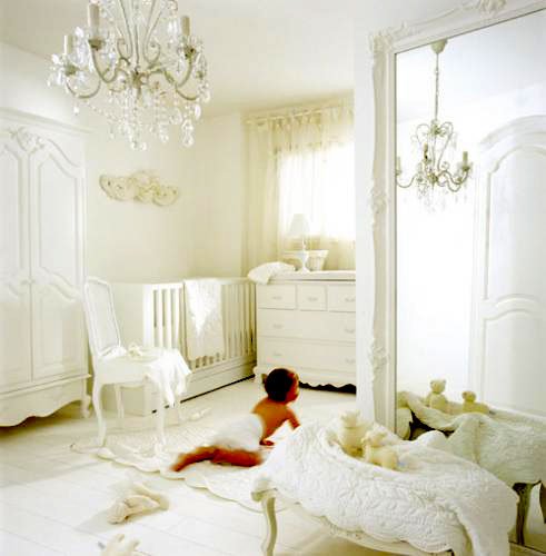 chandelier nursery at crystal chandelier, Lighting ideas