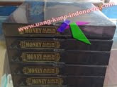 ALBUM KOLEKSI UANG KERTAS