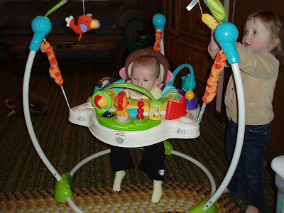Sassyfrazz precious planet from fisher price for Door jumperoo