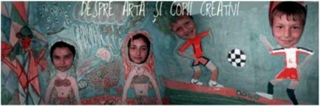 Despre arta si copii creativi