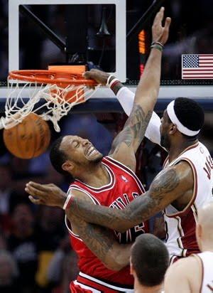 lebron james dunking on celtics. Dunk of The Week: Lebron James