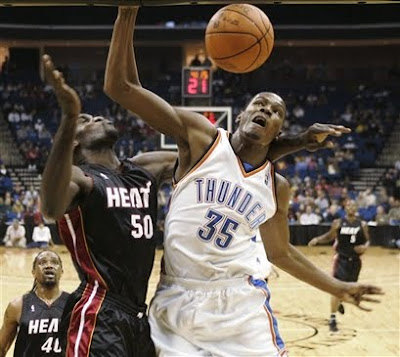 kevin durant dunk. You Got Dunked On: 2009 NBA