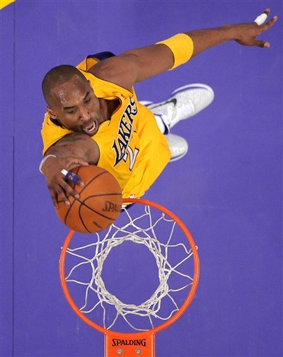 kobe bryant 2011 season. With this dunk Kobe passed