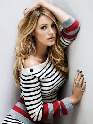 Blake Lively is Vogue-a-licious! With the third season of Gossip Girl ending