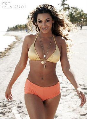 Beyonce Knowles bikini photo
