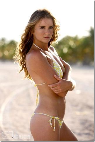 Daniela Hantuchova bikini