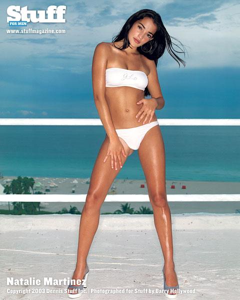 Natalie Martinez bikini photo gallery