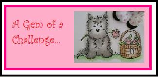 Pink Gem Challenge Blog