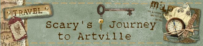 Scarys  journey to artville