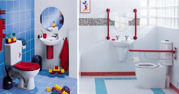 Ideas For Interior Design Children 39 S Bathroom