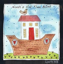 Noah's Ark BOM - Lynette Anderson