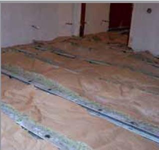 Ac stica arquitect nica y medioambiental aislamiento for Aislamiento acustico suelo
