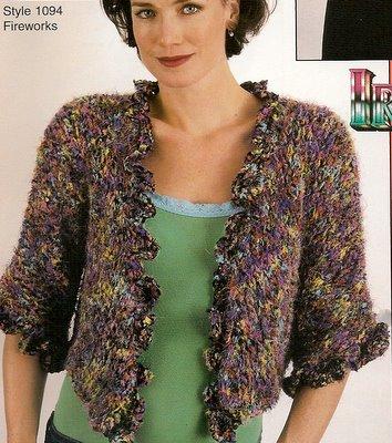 Free Knitting Patterns Jackets Free Knitting Patterns