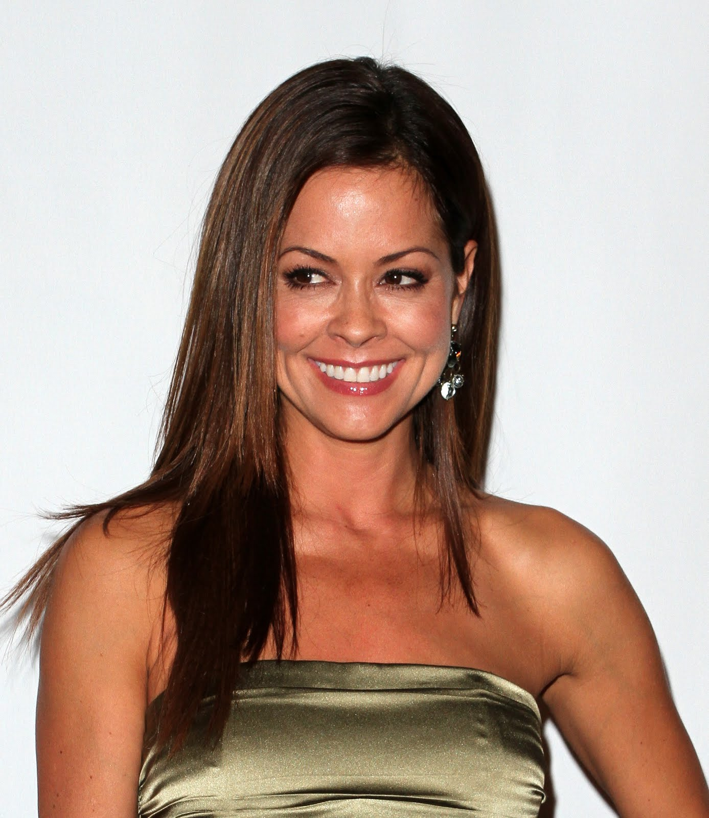 Brooke Burke and David Charvet at the 6th Annual Pink Party in