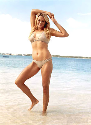 Hot Jennie Finch