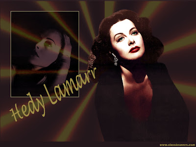 Hedy Lamarr wallpapers