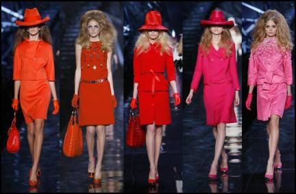 All in Red By Dior