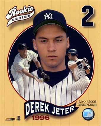 green arrow wallpaper derek jeter rookie year