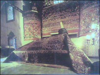 Maqam Junjungan Besar Nabi Muhammad saw