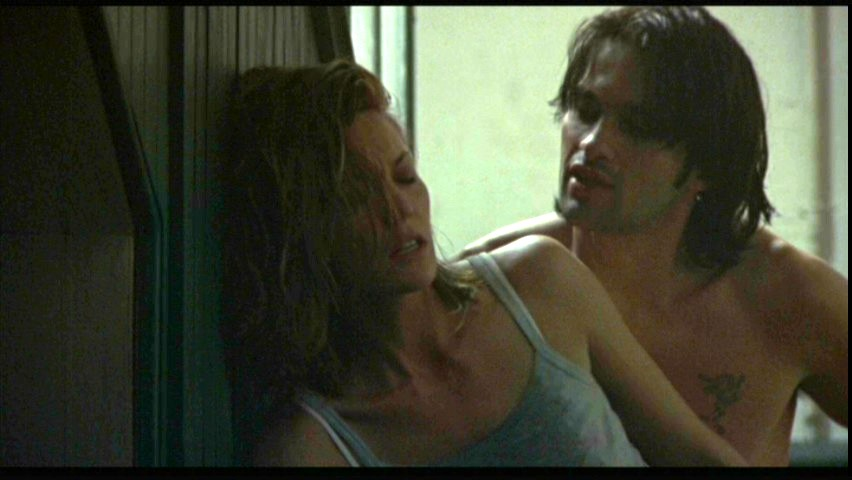AND THE BEST SEX SCENE EVER: Diane Lane and Olivier Martinez in Unfaithful