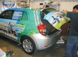 Car Wraps Specialist