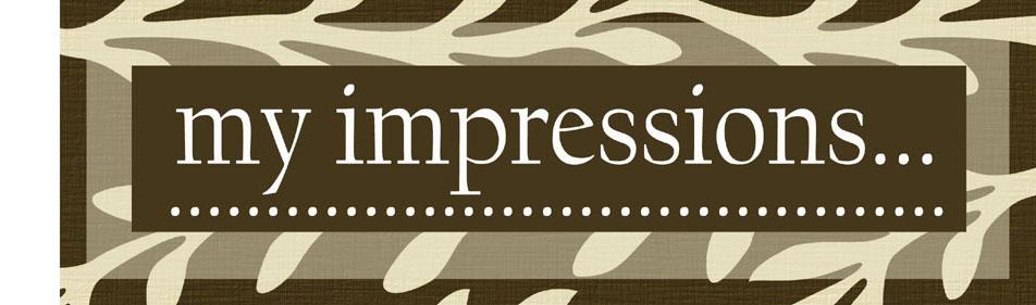 ariana's impressions