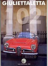 """Revista """" Giuliettaletta """" - www.Giulietta.com"""