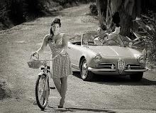 Alfa Romeo Giulietta Spider (750/101)