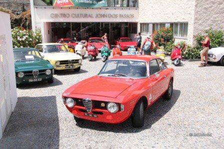 """"""" IV Clássicos do Sol - 100 anni Alfa Romeo """" - 29 AGOSTO 2010 - VILA DA PONTA DO SOL"""