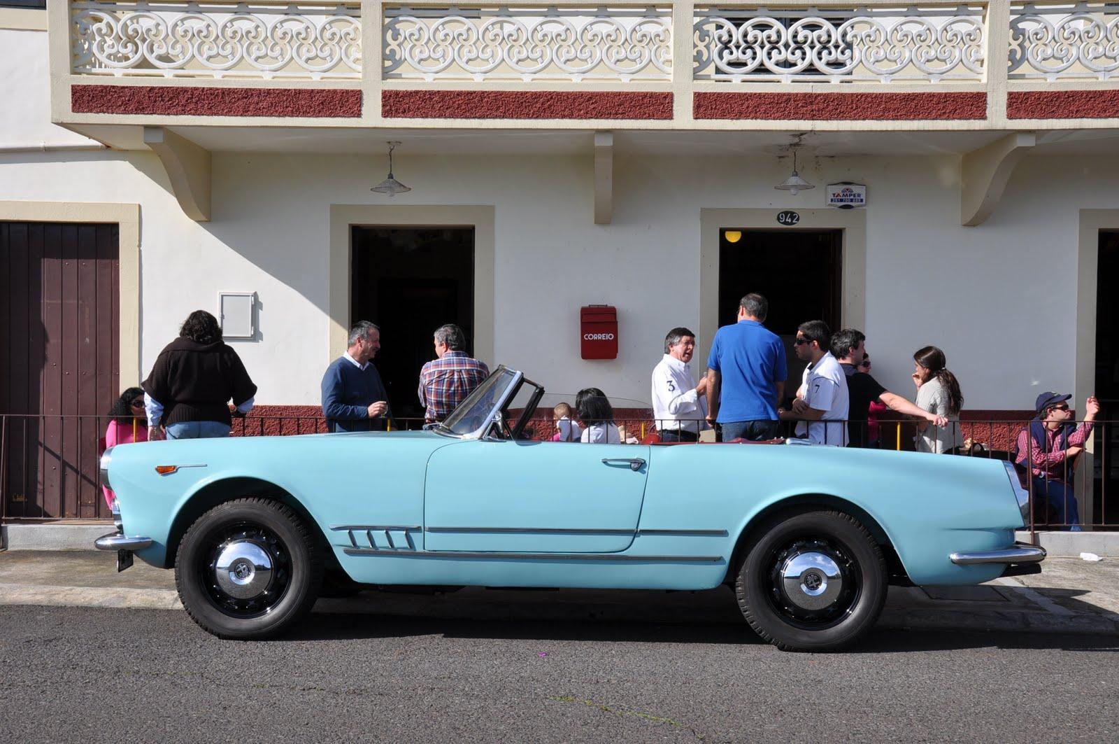 Alfa Romeo Classic Day - Caffe Speciale - Engenhos da Calheta -09 Janeiro 2011