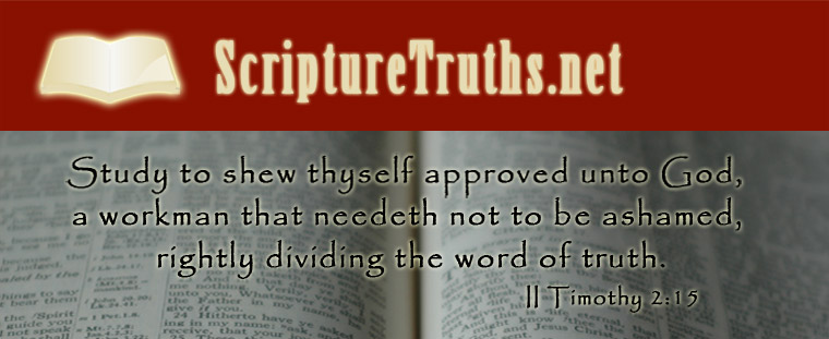 Scripture Truths