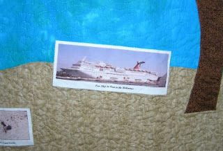 Quilters Quarters Quilting Cruise 2015