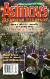 Asimov's Science Fiction December 2007