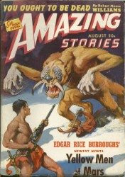 Amazing Stories August 1941
