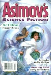 Asimov's Science Fiction March 2009