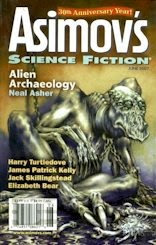 Asimov's Science Fiction June 2007