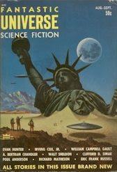 Fantastic Universe Aug-Sep 1953