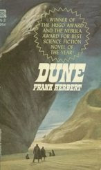 Dune 1965 paperback