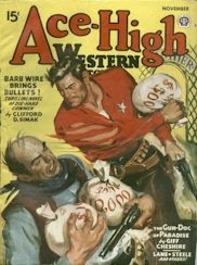 Ace High Western Nov. 1945
