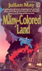 cover of The Many-Colored Land