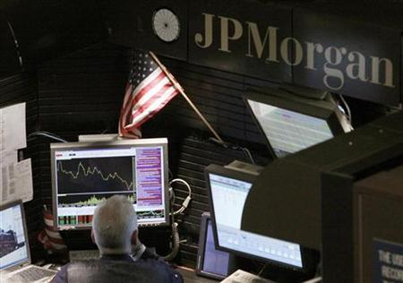 China OKs JPMorgan, Morgan Stanley joint ventures