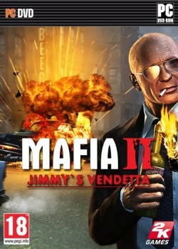 DLC CAPA Download Mafia II – Jimmy's Vendetta DLC   Pc